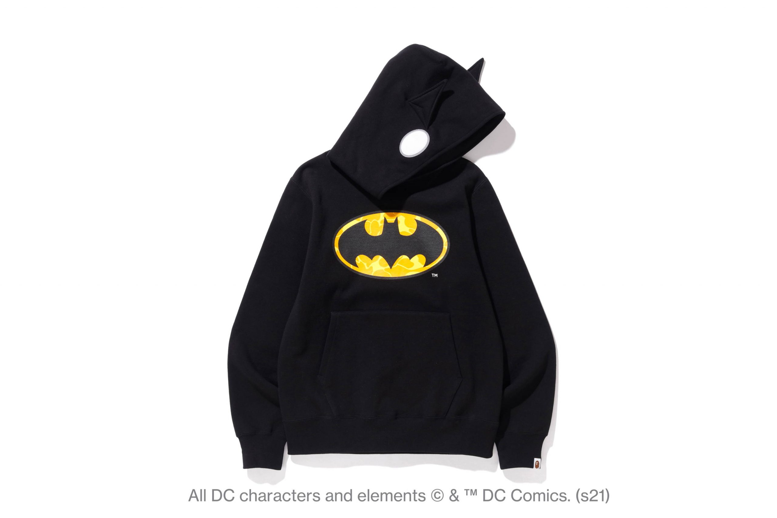 A BATHING APE® × DC