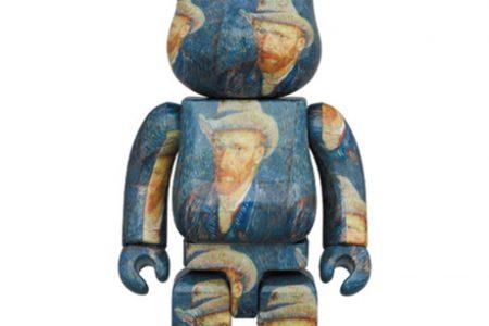 <販売店記載>MEDICOM TOYより稀代のアーティストを模したBE@RBRICKが発売