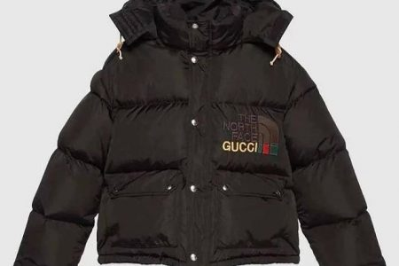 <販売店記載>GUCCI x THE NORTH FACE 1/6(水)より発売