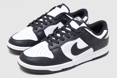 <販売店記載>NIKE  DUNK LOW  BLACK/WHITE  1/7(木)発売予定