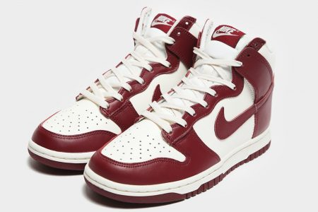 "<販売店記載>NIKE  DUNK  HIGH ""Team Red"" 2/12(金)発売"