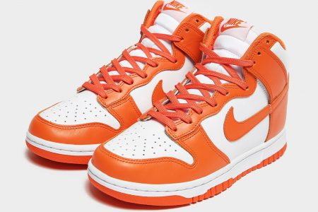 "<販売店記載>NIKE  DUNK HIGH ""Syracuse""が2021/3/19(金)発売予定"