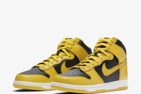 "<販売店記載>NIKE  DUNK HIGH ""Varsity Maize"" 12/9(水)発売"