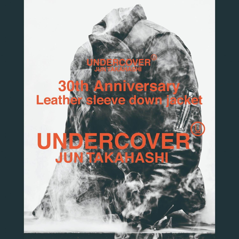 UNDERCOVER 30th
