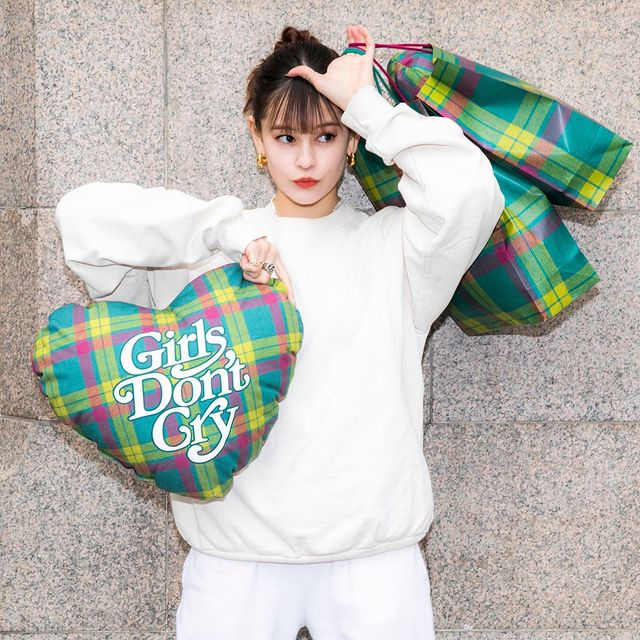 Girls Don't Cry × 伊勢丹