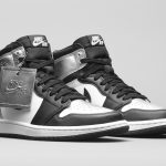 "NIKE AJ1 RETRO  HIGH OG  ""Silver Toe"" 2/12(金)発売予定"