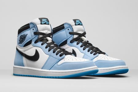 "NIKE AIR JORDAN 1 RETRO HIGH OG ""University Blue"" 2/20(土)発売予定"