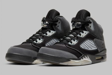 "<販売店記載>NIKE AIR JORDAN 5 ""ANTHRACITE"" 2/6(土)発売"