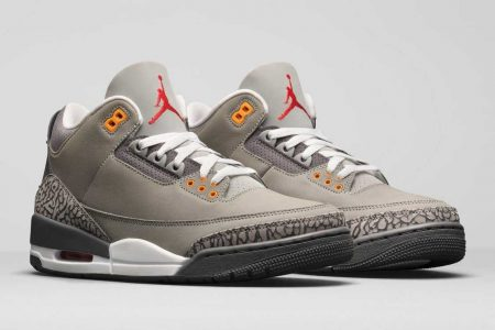 "NIKE AIR JORDAN 3 ""COOL GREY"" 2/27(土)発売"