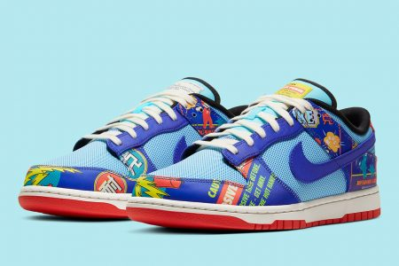 "NIKE DUNK LOW  ""Firecracker"" が近日発売予定"