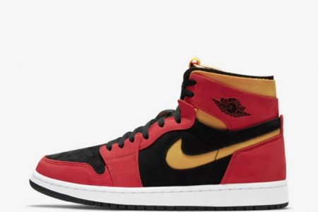 "<販売店記載>NIKE  AIR JORDAN 1 ZOOM ""Chile Red"" 2/3(水)発売"