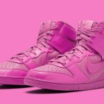 "NIKE DUNK HIGH × AMBUSH® ""Lethal Pink"" 1/14 (木)発売予定"