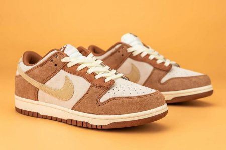 "<販売店記載>NIKE  DUNK LOW  ""Medium Curry"" 1/28(木)発売予定"