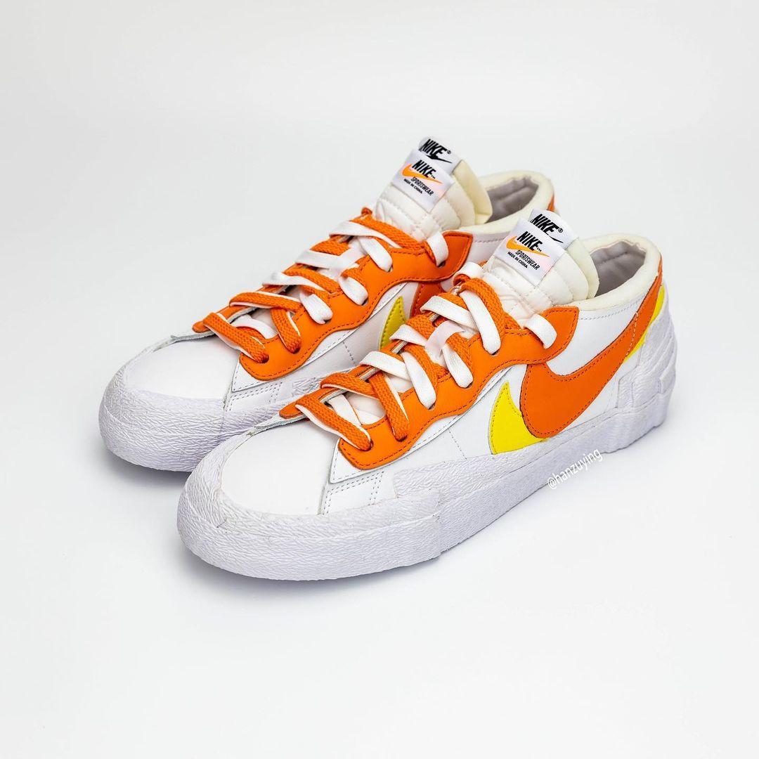 Sacai (サカイ) x Nike Blazer Low