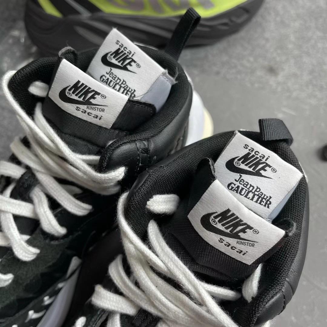 Sacai x Nike x Jean-Paul Gaultier