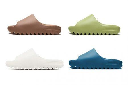 adidas YEEZY SLIDES 新ラインナップが近日発売予定