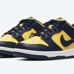 "<販売店記載>NIKE DUNK LOW  ""MICHIGAN"" 4/12 (月)発売"