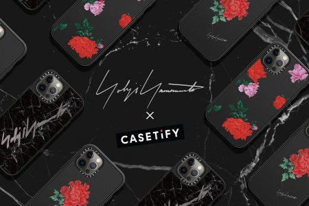 <販売店記載>Yohji Yamamoto x CASETiFY 5/17(月)発売