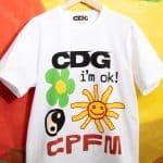 <販売店記載>CDG × CPFM コラボアイテムが5/7(金)発売