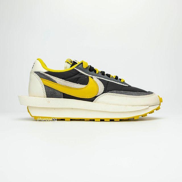 UNDERCOVER × sacai × Nike LDWaffle