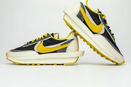 UNDERCOVER × sacai × Nike LDWaffleのビジュアル画像が公開
