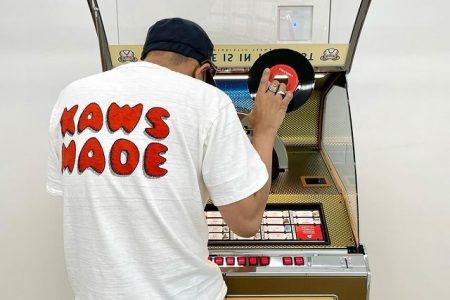 KAWS × HUMAN MADE コラボコレクションが近日発売か