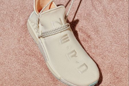 """<販売店記載>adidas HU NMD """"N.E.R.D."""" モデル 8/6(金)発売"""